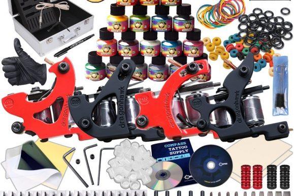 TOP 10 Professional Tattoo Kits  – Best Machines & Guns & Starters in 2019
