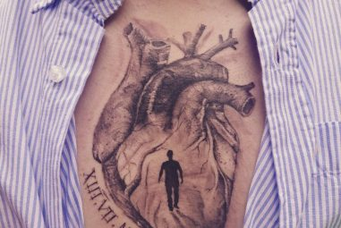 110+ Trending Anatomical Heart Tattoo Designs & Meanings – For Men & Women (2017)
