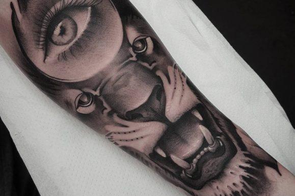 75+ Spectacular Black and Grey Tattoo – Designs & Ideas (2019)