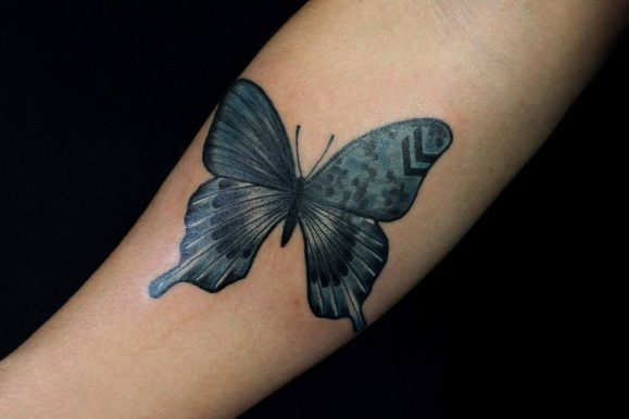 110+ Gorgeous Butterfly Tattoo Designs and Meaning