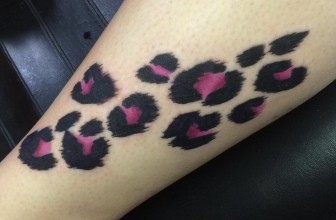 55 Creative Cheetah Print Tattoo Designs & Meanings – Wild Nature (2019)