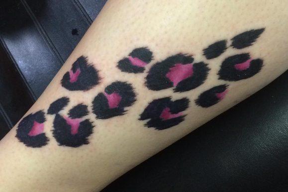 55 Creative Cheetah Print Tattoo Designs & Meanings – Wild Nature (2019)