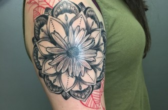 85+ Nice Daisy Flower Tattoo – Designs & Meaning (2019)