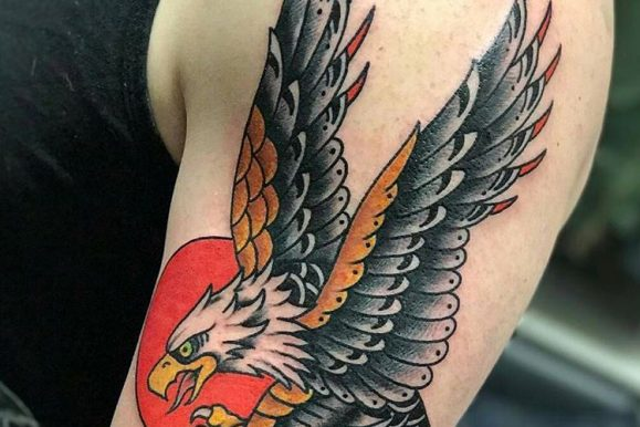 100+ Inspiring Eagle Tattoo Designs & Meanings – Spread Your Wings