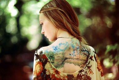 90+ Charming Feminine Tattoo Designs – Dainty, Fun and Ladylike