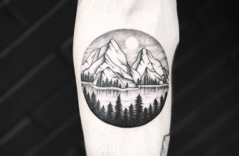80+ Spectacular Mountain Tattoo – Designs & Meanings for All Ages