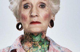 30 Marvelous Old People With Tattoos – No Regrets