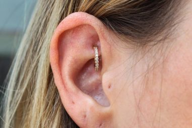 50 Amazing Rook Piercing Ideas – Top Ideas for Your Inspiration (2019)