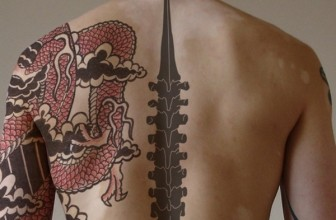 75+ Stylish Spine Tattoo Designs for Men and Women