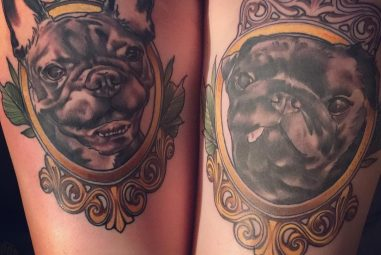 115+ Intriguing Thigh Tattoos Ideas For Women – Designs & Meanings (2017)