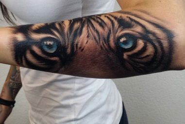 115+ Gorgeous Tiger Tattoo – Meanings & Design For Men and Women (2017)