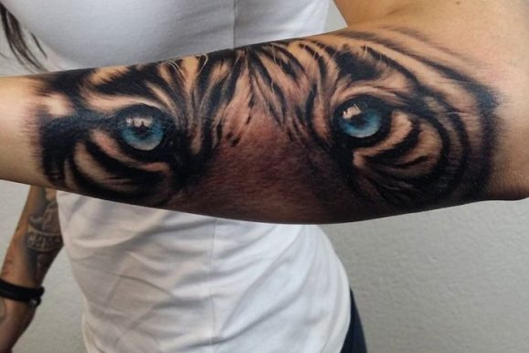 115+ Gorgeous Tiger Tattoo – Meanings & Design For Men and Women (2019)