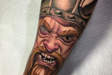 120 Mighty Warrior Tattoos – Feel the Power