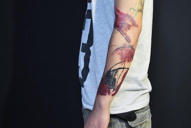 85 Mind Blowing Abstract Tattoo Ideas – Distorting Reality on the Body Canvas