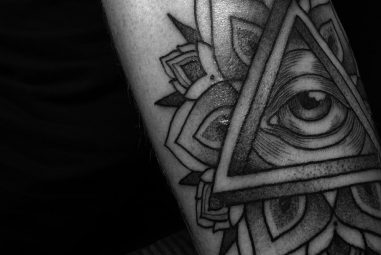 60+ Best All Seeing Eye Tattoo Designs — A Mystery on Your Skin