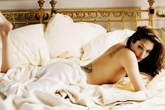 Sacred Fearless Angelina Jolie Tattoo – Designs & Meanings (2019)