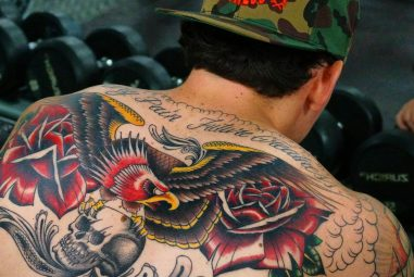110+ Superb Back Tattoo Designs For Men & Women