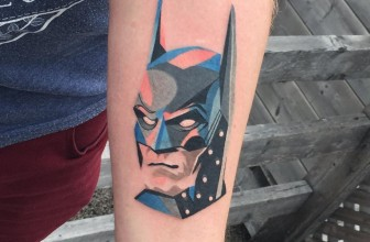100+ Best Batman Symbol Tattoo Ideas – Comic Superhero