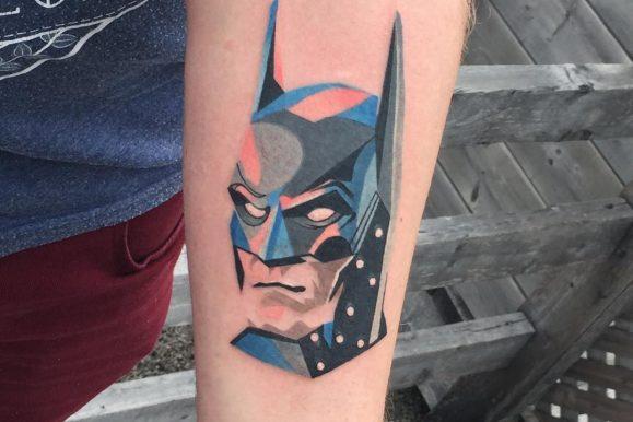 100+ Best Batman Symbol Tattoo Ideas – Comic Superhero