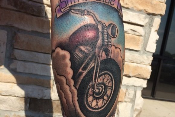 85+ Fearless Outlaw Biker Tattoo Designs & Meanings – For Brutal Men (2019)