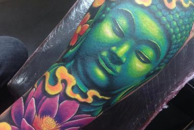 130+ Significant Buddha Tattoo Designs & Meanings – Spiritual Guard (2018)