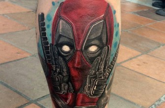 70+ Dashing Deadpool Tattoo Designs – Redefining Deadpool with Ink