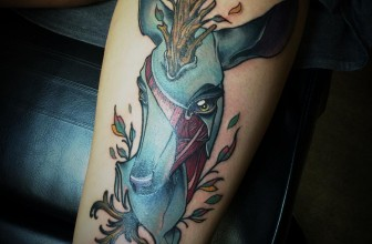 120+ Nobel Deer Tattoo Meaning and Designs – Wild Nature (2019)
