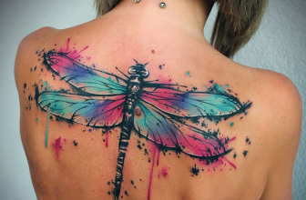 85+ Dragonfly Tattoo Ideas & Meanings — A Trendy Symbolism