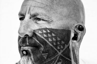 65+ Unexpected Unique Face Tattoo Designs & Ideas – Enjoy Yourself (2018)