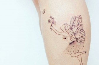 55 Charming Fairy Tattoo Designs – A Timeless And Classic Choice