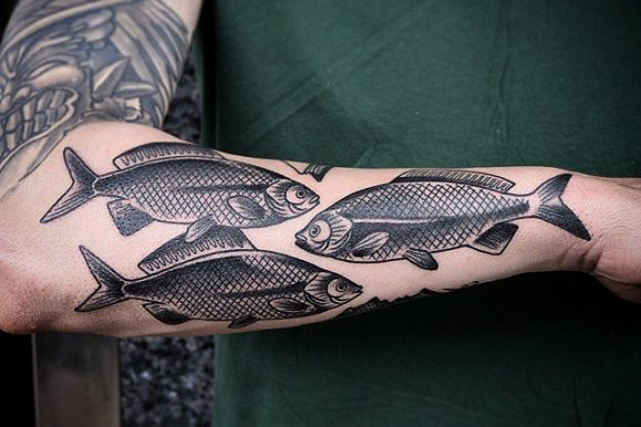 75+ Creative & Natural Fish Tattoo Designs & Meanings – Best of 2017