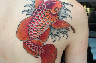 55 Creative & Natural Fish Tattoos Designs – Many Kinds