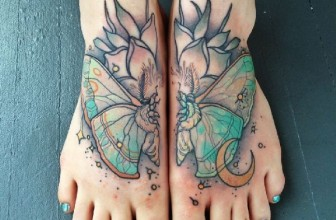 100+ Small Cute Foot Tattoo Ideas for Women – Designs & Meanings (2018)