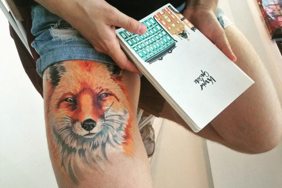 125+ Majestic Fox Tattoo Designs – Pieces That Will Get You Noticed