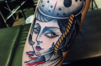 70+ Superstitious Daredevil Friday the 13th Tattoos – Designs & Meanings of 2017