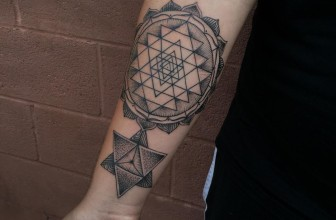 100+ Spiritual Geometric Tattoo Designs & Meanings – Shapes & Patterns of 2018