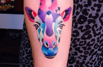 120+ Elegant Giraffe Tattoo Designs & Meanings – Wild Life on Your Skin (2019)