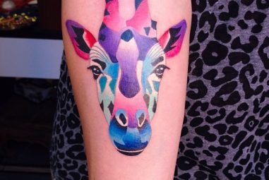 120+ Elegant Giraffe Tattoo Meaning and Designs – Wild Life on Your Skin