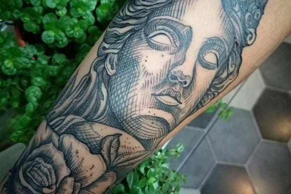 85+ Ancient Greek God Mythology Tattoos – Symbols & Meanings (2020)