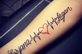 30 Heartbeat Tattoo Ideas and Design Lines – Feel your own Rhythm