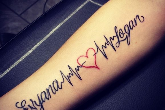 30 Heartbeat Tattoo Ideas and Designs & Meanings – Feel Your Own Rhythm