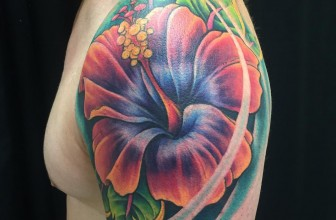 75+ Gorgeous Hibiscus Flower Tattoo Meaning and Designs – Organic and Natural
