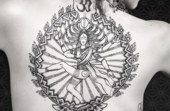 50 Sacred Hindu Tattoo Ideas – Incredible Designs Packed With Color and Meaning
