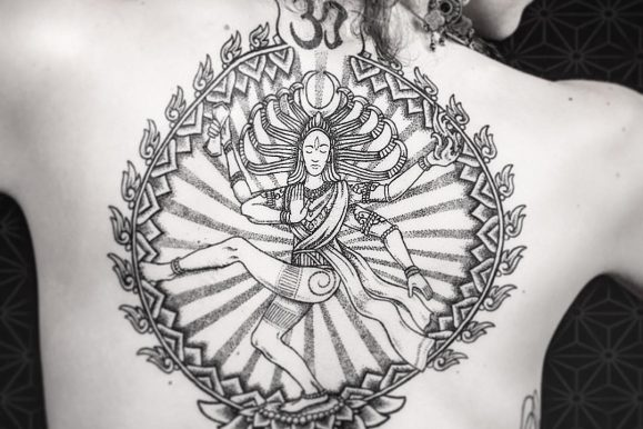 70+ Sacred Hindu Tattoo Ideas – Incredible Designs Packed With Color and Meaning