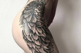 105+ Seductive Hip Tattoo Designs & Meanings for Girls – Fabulous And Sexy (2018)
