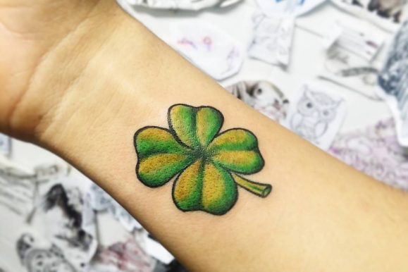55+ Magic Irish Tattoo Designs & Meaning – Many Different Types (2019)