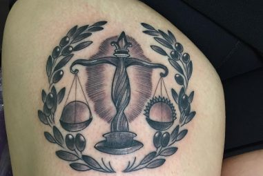 75 Extraordinary Libra Tattoo – Designs & Meanings (2018)