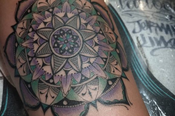 75+ Mysterious Mandala Tattoo Meanings & Designs – Perfect Ideas for You (2020)