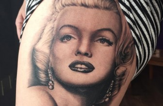 50 Sexy Marilyn Monroe Tattoos – Beautiful & Glamorous