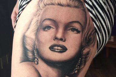 70+ Sexy Marilyn Monroe Tattoos – Beautiful & Glamorous